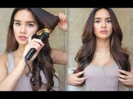 different ways to curl your hair with a wand how to curl your hair youtube miss frizz pinterest hair