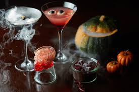 spooky halloween pics spooky halloween cocktails restaurants at a luxurious roppongi