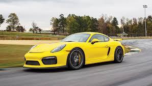 porsche cayman yellow best of the best 2016 wheels sports cars porsche cayman gt4