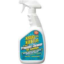how to clean oak cabinets with tsp krud kutter 32 oz prepaint cleaner tsp substitute pc326 the home depot