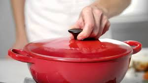 le creuset classic curved oven 2 qt youtube