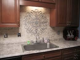 new wall behind kitchen sink taste