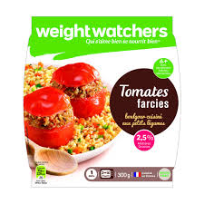 plat cuisiné weight watcher weight watchers tomates farcies et boulghour cuisiné 300g houra fr