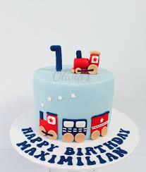 train cake for little boy cumple 2 joaquín tortas infantiles