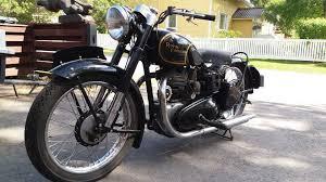 royal enfield bullet 500 cm 1952 oulu motorcycle nettimoto