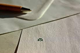 luck envelopes free images post wood white floor line green communication