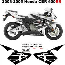 honda cbr rr 600 2003 2003 2005 decals 50 off sale 600rr net