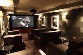 Living Room And Theatre Home Theater Room Ideas Interior Design Rukle Living Best Idolza