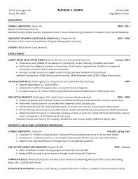 Sample System Administrator Resume by Financial System Manager Sample Resume Company Profile Format Word