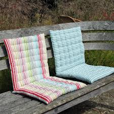 High Back Patio Chair Cushions Seat Covers Outdoor Furniture Garden Bench Seat Covers