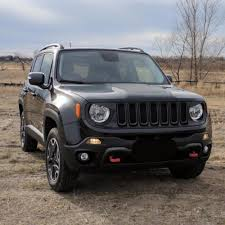 jeep renegade exterior for jeep renegade 2015 2016 2017 headlight trim cover lamp