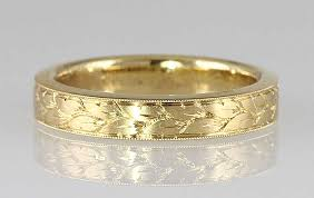 gold wedding band mens men s wedding bands union goldsmith jeweler
