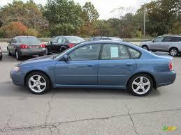 subaru sedan legacy newport blue pearl 2007 subaru legacy 2 5i limited sedan exterior