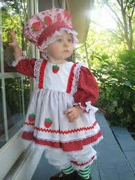 Halloween Costumes 1 Girls 20 Strawberry Shortcake Costume Ideas