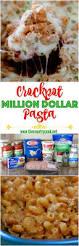 crockpot million dollar pasta recipe country cooking crockpot