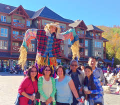 places to go thanksgiving thanksgiving in blue mountain village febeth diary of a