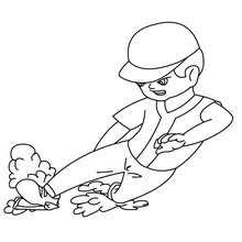 baseball coloring pages coloring pages printable coloring