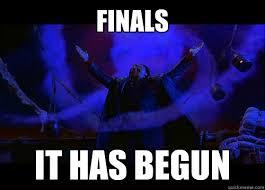 It Has Begun Meme - finals it has begun shang tsung quickmeme