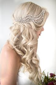 wedding hairstyles 25 wedding hairstyles for brides with hair huffpost