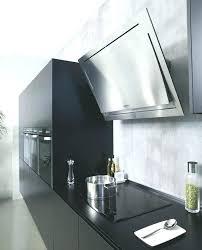 hotte cuisine ouverte hotte pour cuisine ouverte aspirante evacuation captation a la