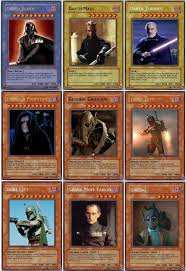 custom cards starwars yugioh custom cards 1 by lordsmog on deviantart