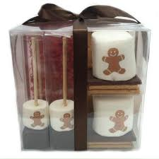 hot chocolate gift set winter candy with a twist