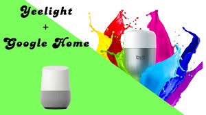 google home design yeelight et google home ça fonctionne youtube