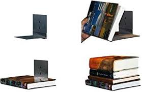 Amazon Bookshelves by Amazon Com Floating Bookshelves Concealed Invisible Stainless