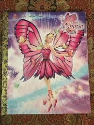 35 barbie golden books images golden