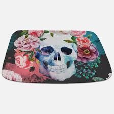 Sugar Skull Bathroom Sugar Skull Bathroom Accessories U0026 Decor Cafepress