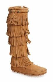 Brown Fringe Ankle Boots Fringe Boots Nordstrom