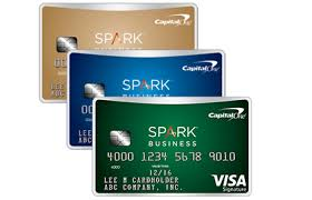 New Small Business Credit Cards With No Credit Spark Business Credit Card Benefits Capital One