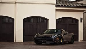 all black ferrari lexani luxury wheels vehicle gallery 2014 ferrari spider