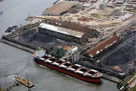 Alabama travel port images Alabama state port authority facilities bulk material handling plant jpg