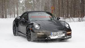 Porsche 911 Automatic - 2018 porsche 911 carrera s cabriolet pdk automatic review auto