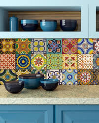 back splash set of 24 tiles decals tiles stickers tiles for walls