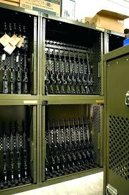 Ammo Storage Cabinet Ammo Storage Cabinet Wood And Metal Storage Cabinet Ammo Storage