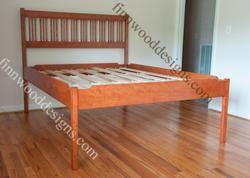 Elevated Platform Bed More Platform Bed Styles U2013 Finnwood Designs