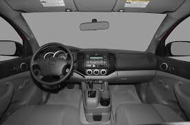 2010 toyota tacoma information and photos zombiedrive