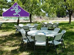 rent tables and chairs tables chair rentals el paso tx tents events el paso party