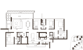 residence floor plan leedon residence floor plans