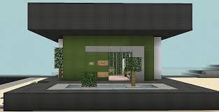 minecraft modern house layer by layer designaglowpapershop com