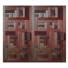 designer doors the door group tetris garage doors