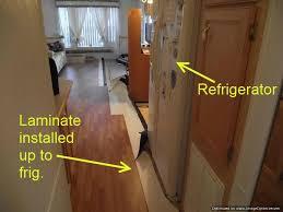 Laminate Flooring Estimate Installing Laminate Flooring Refrigerators