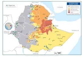 Sahara Desert On World Map by Ethiopia Drought The Worst Is Yet To Come Addis Standard