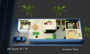 new house design 3bhk also bhk plan independent home gallery