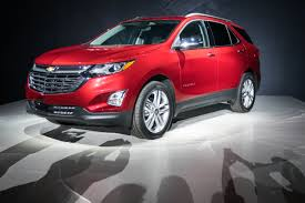 2018 chevy equinox slight changes newscar2017