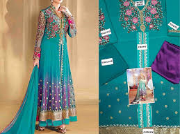 dress pic embroidered chiffon bridal dress price in pakistan m009490