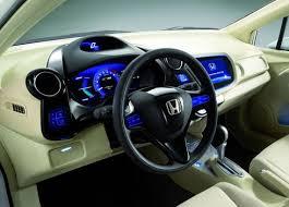 Honda Insight Hybrid Interior New Honda Insight No Prius Killer Roadshow