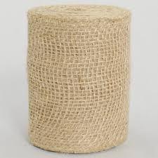 ribbon fabric 4 weave burlap fabric ribbon 10 yards rk9015